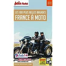 Guide France à moto 2018 Petit Futé