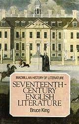 Seventeenth Century English Literature (The History of Literature)
