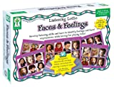 Faces & Feelings: Develop Listening Skills and Learn to Identify Feelings and Facial Expressions, While Having Fun Playing Lotto!