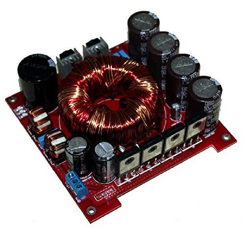 Sen-Sen Professioneller Kleiner 500W Autoradio-Audioverstärker Power Boost Board - rot
