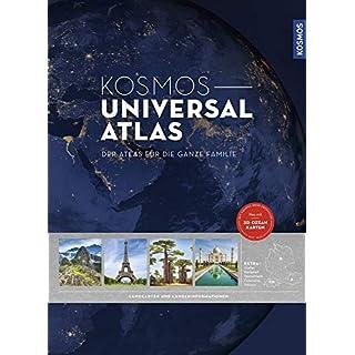 Kosmos Universal Atlas: Ein Atlas für die ganze Familie