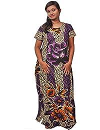 Aisnigha Nighties Women's Nighty multicolor