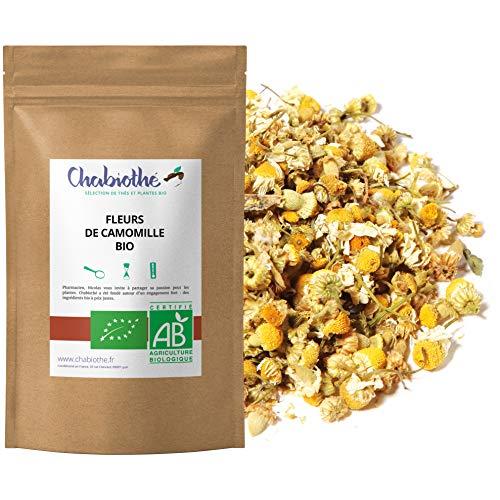 Fiori di camomilla bio 100g - matricaria chamomilla