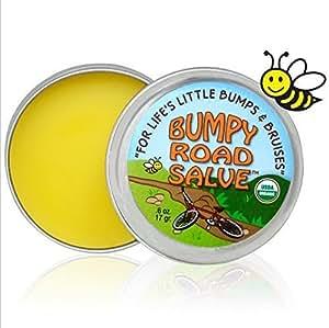 Sierra Bees, Bumpy Road Salve, .6 Oz (17 G), Bumpy Road Salve, .6 Oz (17 G) by Sierra bees