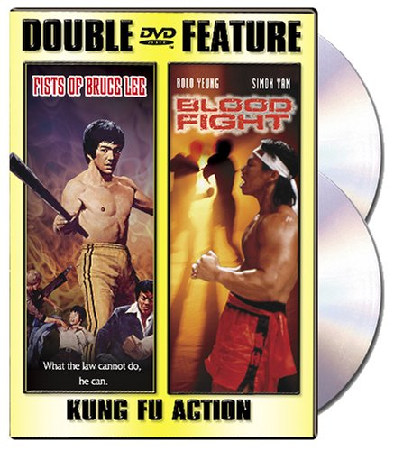Preisvergleich Produktbild Fist of Bruce Lee / Blood Fight [Import USA Zone 1]