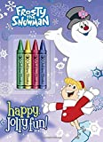 Happy, Jolly Fun! (Frosty the Snowman) (Color Plus Chunky Crayons) by Mary Man-Kong (2014-09-09)