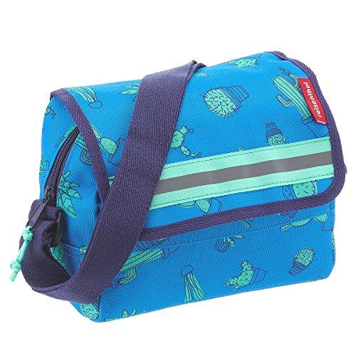 reisenthel everydaybag kids  20 x 14,5 x 10 cm 2,5 Liter cactus blue - Unternehmen Store-kissen