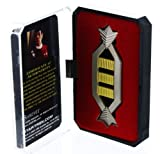Star Trek Spock Captain Authentic Rank Pin