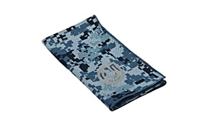 BRZEE CoolKnit Instant Cooling Towel for Sports, Biking, Camping, Hiking, Travelling and Outdoor Activities