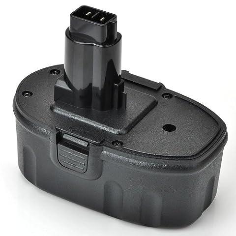 18V 3.0Ah Ni-MH Battery for Dewalt DE9098 DC9096 DE9039 DE9095 DE9096 DW9096 DW9095 DW9098 DE9503