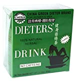 Uncle Lee's China Green Dieters Tea -- Dieters' Drink For...