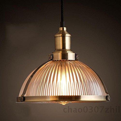Loft industriale nervata rotondo in vetro soffitto a cupola a lampade pendenti una tappezzeria di (Oro Rotonda A Cupola A Soffitto)
