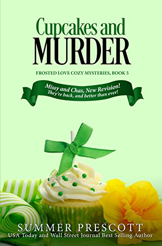 Cupcakes and Murder (Frosted Love Cozy Mysteries Book 5) (English Edition)