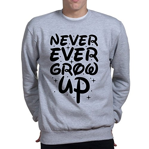 Never Ever Grown Up Cartoon Pullover