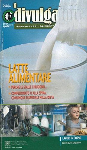 Latte alimentare. Perche le stalle chiudono...Confezionato o alla spina, comunque essenziale nella dieta.