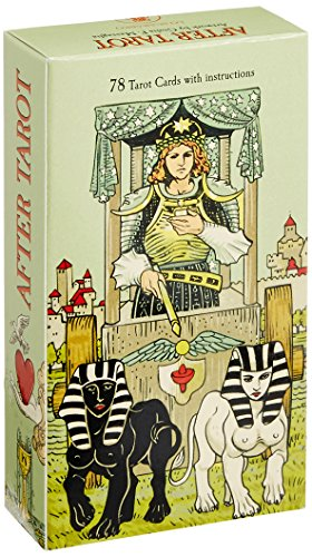 After Tarot por Pietro (Pietro Alligo) Alligo