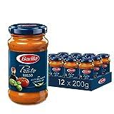 Barilla rotes Pesto Rosso - 12er Pack (12x200 g)