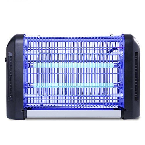 Lixiong ammazza zanzare lampada tipo di shock elettrico sospensione a muro/verticale due tipi di traslucidi interno ristorante attività commerciale luci di controllo dei parassiti, 4 dimensioni