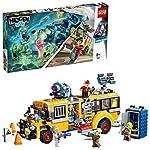 LEGO HiddenSide AutobusdiIntercettazioneParanormale3000, App per Giochi AR, Playset Interattivo a Realtà Aumentata per iPhone/Android, 70423  LEGO