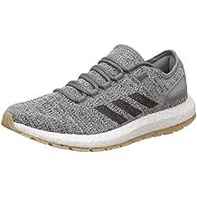 hot sale online 6f109 6ed4b Adidas Pureboost all Terrain, Scarpe da Fitness Uomo, Bianco (FtwblaNegbas