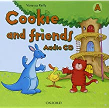 Cookie and friends : Level A, Audio-CD
