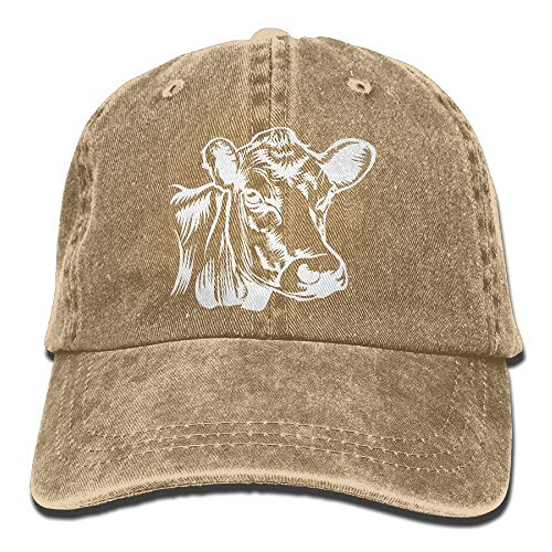 Baseball Cap Cow Clip Art-1 Men Women Snapback Caps Adjustable Dad Hat