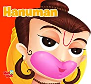 Cutout Board Book: Hanuman(Gods,Goddesses and Saints) (Cutout Books)
