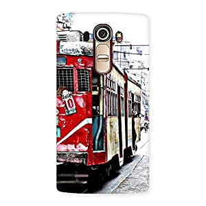 Luxirious Kolkatta Multvcolore Back Case Cover for LG G4