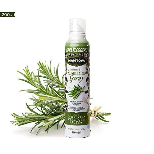 Rosmarino spray in olio extra vergine di oliva 200ml