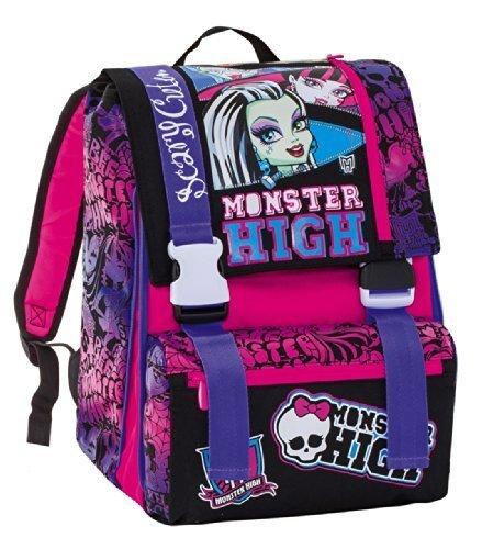 00a66f642b zaino scuola monster high usato Spedito ovunque in Italia