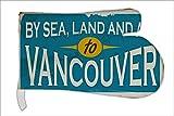Ofen Topf Handschuh Reisen Küche Vancouver Kanada bedruckt