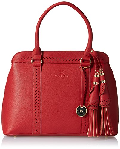 Diana Korr Layla Women's Shoulder Bag (Red) (DK21RED)