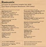 Romantic : Oeuvres de Beethoven, Brahms, Chopin, Schubert & Schumann (Coffret 10 CD)