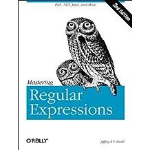 Mastering Regular Expressions (Nutshell Handbooks)