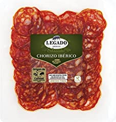 Legado Ibérico Chorizo Ibérico, 75g