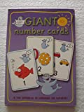 Little Flipper's Giant Number Cards (Cards)