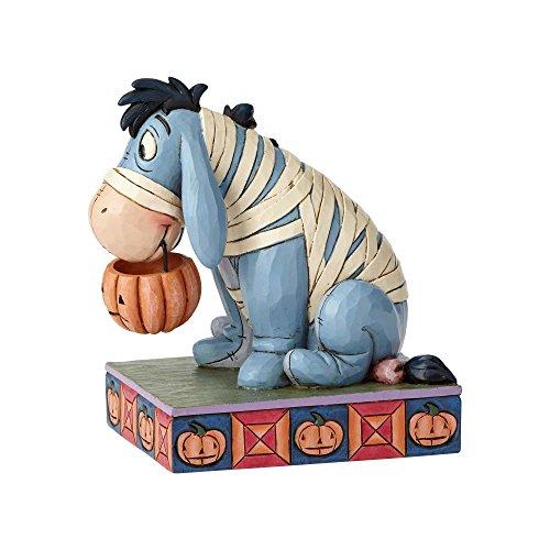 ancholy Mummy Eeyore in Halloween Costume Figurine 6000952 ()