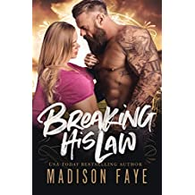 Breaking His Law (Sugar County Boys Book 5)
