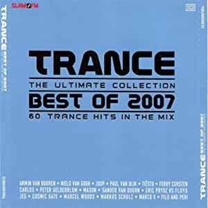Trance-Best of 2007
