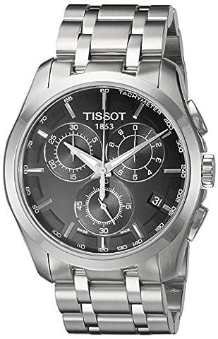 Tissot T-Trend Couturier Quartz Chronograph T035.617.11.051.00