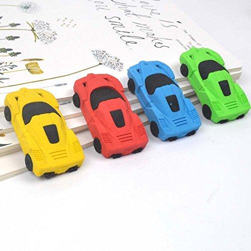 duolaam Mini Cartoon Auto Gummi Radiergummi Stationery Supplies
