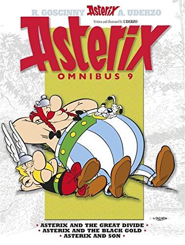 Asterix omnibus 9