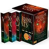 Warrior Cats. Staffel I, Band 1-6 plus exklusives Short Adventure »Wolkensterns Reise«: I, Band 1-6 mit exklusivem Short-Adventure (Gulliver)