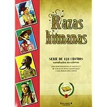 RAZAS HUMANAS: ALBUM DE CROMOS (SIN ASIGNAR)