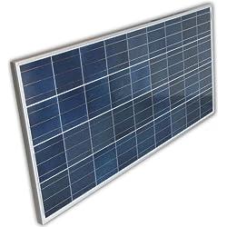 Jws - Panel solar de policristalino140watt 12v [importado de alemania]