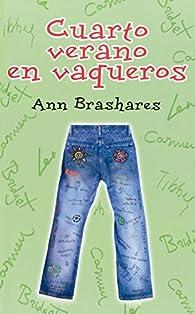 Cuarto verano en vaqueros par Ann Brashares