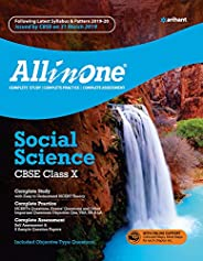 All In One Social Science CBSE class 10 2019-20 (Old Edition)