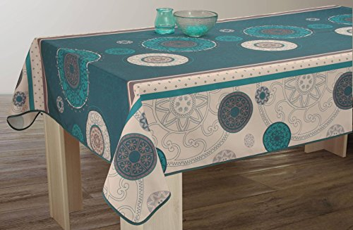 nappe-anti-taches-tzigane-turquoise-taille-rectangle-150x240-cm