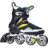 K2 Skates Herren 30A0748.1.1 Inline Skate Velocity 84 Boa M black/yellow