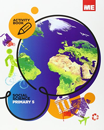 Social Science, 5º Primary. Activity Book por From Ediciones Bilingües, S.L.